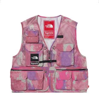シュプリーム(Supreme)のSupreme The North Face Cargo Vest S(ベスト)