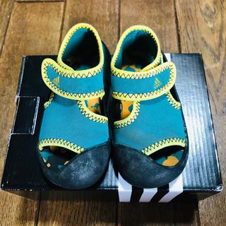 アディダス(adidas)のadidas ✳︎ kids ✳︎ マリンシューズ(サンダル)