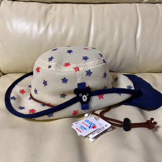 mikihouse - ❤️新品タグ付き‼️ミキハウスダブルビー帽子52センチ❤️