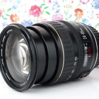 Canon - 【憧れの広角レンズ】Canon 24-85mm USM 標準ズーム