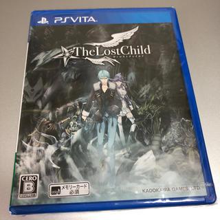 PlayStation Vita - The Lost Child ザ・ロストチャイルド 完全新品未開封