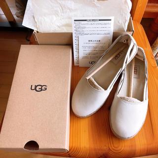 UGG - UGG アグー サンダル風 靴 完全新品