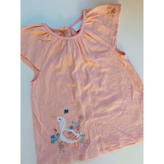 ネクスト(NEXT)のNEXT ꕤ アヒル刺繍トップス(Tシャツ/カットソー)