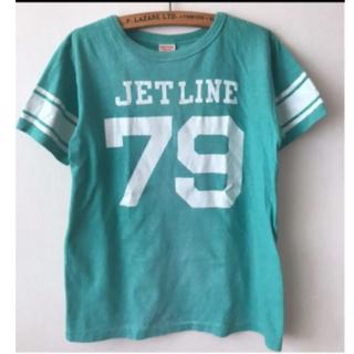 DENIM DUNGAREE - 新品 デニム&ダンガリー 半袖Tシャツ 160 テンジク 天竺 79