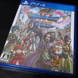 PlayStation4 - 未使用に近い ドラゴンクエストXI 過ぎ去りし時を求めて