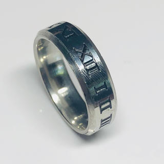 指輪 19号 ステンレスリング 004(リング(指輪))