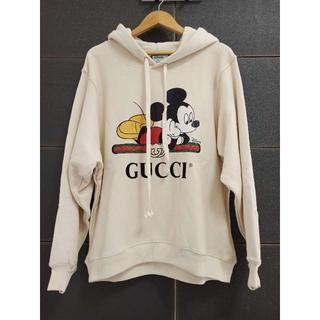 Gucci - 【ディズニーxグッチ】オーバーサイズ スウェットシャツ