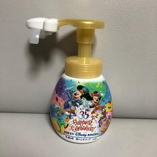 ディズニー(Disney)のディズニー35周年ハンドソープ ビオレu 容器のみ(容器)