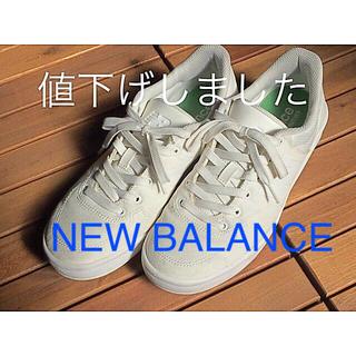 New Balance - NEW BALANCE CRT300RL / White