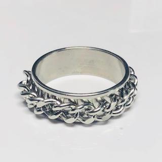 指輪 22号 ステンレスリング 026(リング(指輪))