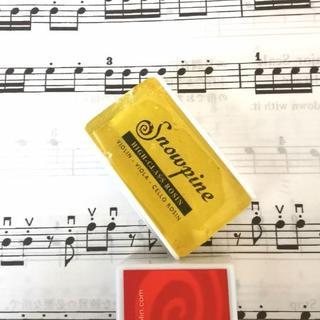 (小)ヴァイオリン/ヴィオラ/チェロ/二胡など 松脂 松ヤニ(その他)