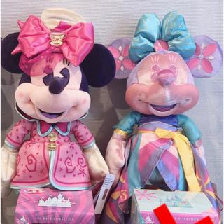 Disney - 【まる様専用】海外ディズニー限定☆ミニーちゃん☆ミニーメインアトラクション