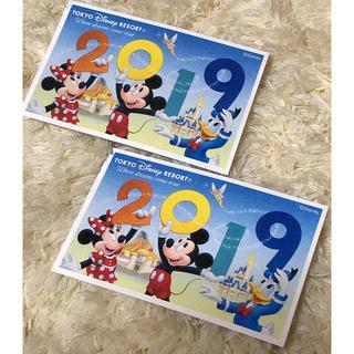 ディズニー(Disney)のディズニーチケット 1DAY ペア(遊園地/テーマパーク)