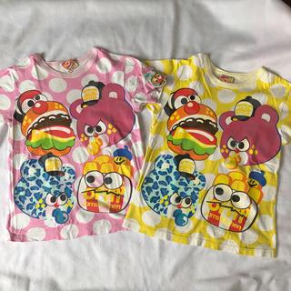 ジャム(JAM)のジャム Tシャツ 2枚セット 160(Tシャツ/カットソー)