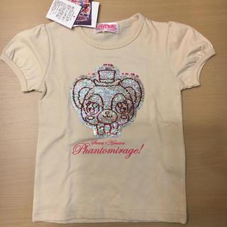シマムラ(しまむら)のファントミラージュ くまちぃ Tシャツ(Tシャツ/カットソー)