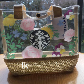 Starbucks Coffee - スターバックス ティバーナ  トートバッグ