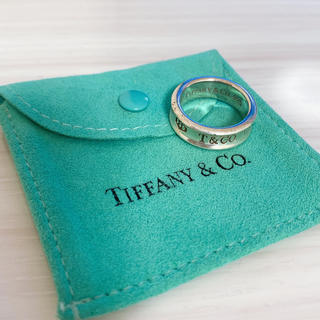 ティファニー(Tiffany & Co.)のティファニー リング シルバー 12号(リング(指輪))