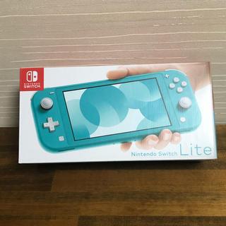 任天堂 - Nintendo Switch Lite スイッチライト本体 ターコイズ 任天堂