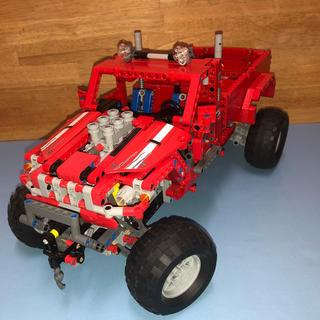 LEGOテクニック 42029 ピックアップトラック