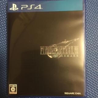 SQUARE ENIX - ファイナルファンタジーVII リメイク PS4