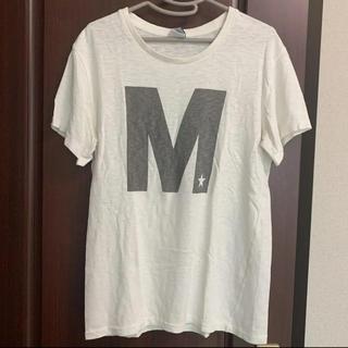 エム(M)のエム ロゴtシャツ (Tシャツ/カットソー(半袖/袖なし))