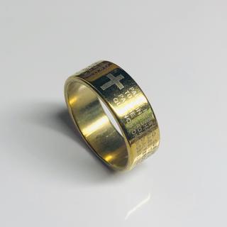 指輪 22号 ステンレスリング 126(リング(指輪))