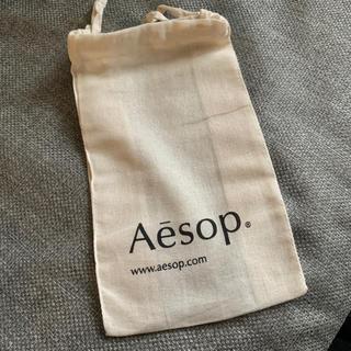 イソップ(Aesop)のイソップ aesop  巾着袋 巾着 (ショップ袋)