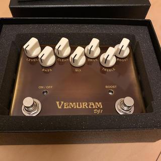 vemuram DJ1 ベースエフェクター(ベースエフェクター)