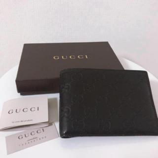 グッチ(Gucci)のGUCCI グッチ 財布 メンズ(折り財布)