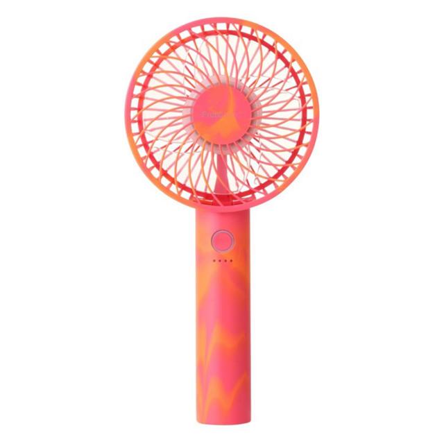フラン フラン ハンディ 扇風機 夏の暑さも安心、毎年人気の『Francfranc』のハンディファンが抗菌仕...
