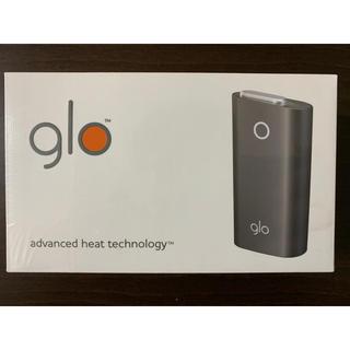 グロー(glo)の【新品】glo シリーズ2 本体(グレー)G004(タバコグッズ)