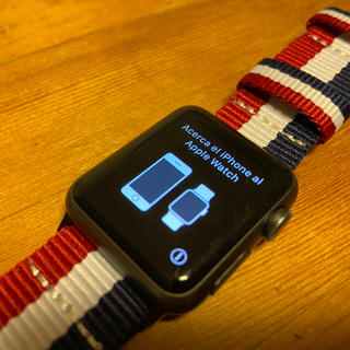 Apple Watch - Apple watch 初代 38mm ペアリング解除済