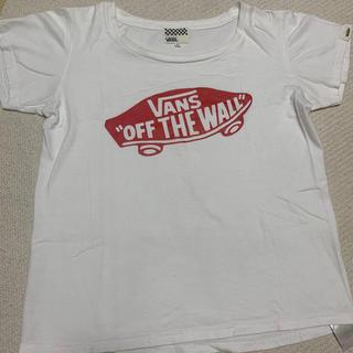 ヴァンズ(VANS)のVANSロゴTシャツ(Tシャツ(半袖/袖なし))
