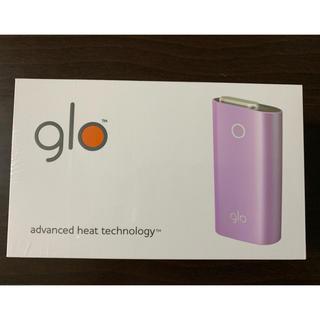 グロー(glo)の【新品】glo シリーズ2 本体(ピンク)G004(タバコグッズ)