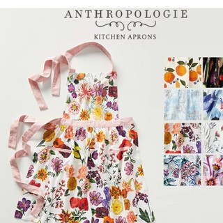 アンソロポロジー(Anthropologie)のアンソロポロジーエプロン(収納/キッチン雑貨)