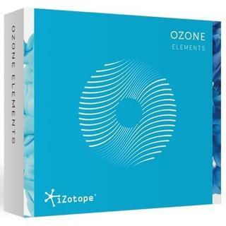 iZotope Ozone 9 Elements 未使用品(ソフトウェアプラグイン)
