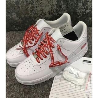 NIKE - Supreme Nike Air Force 1 Low CU9225 100