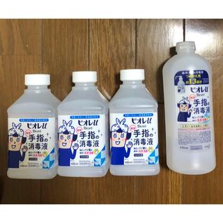 Biore - ビオレ ビオレU  手指の消毒液 つめかえ用 4本