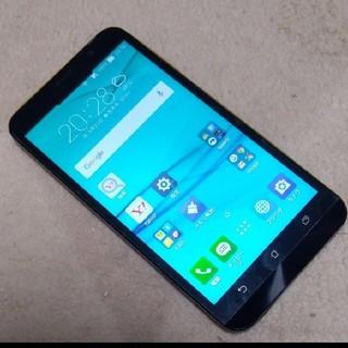 エイスース(ASUS)の♥ZB551KL㉟ASUS ZenFone Go ZB551KL X013DB(スマートフォン本体)