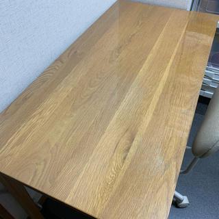 ムジルシリョウヒン(MUJI (無印良品))の①無印 テーブル(テーブル/チェア)