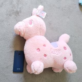 ♡ビック‼ メガジャンボ Rody ピンク ぬいぐるみ 特大サイズ(ぬいぐるみ)