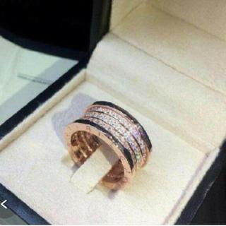 ブルガリ(BVLGARI)のBVLGARI 指輪 18K(リング(指輪))