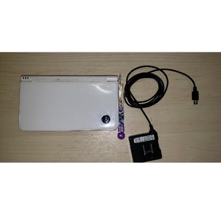 任天堂DSLLホワイト(携帯用ゲーム機本体)