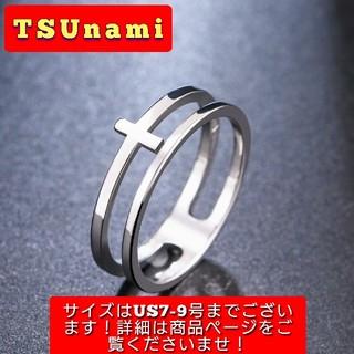★新品☆リング シルバー サージカルステンレス ヴィンテージ風 送料無料(リング(指輪))