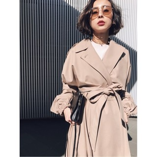 Ameri VINTAGE - アメリヴィンテージ GOURD SLEEVE TRENCH COAT