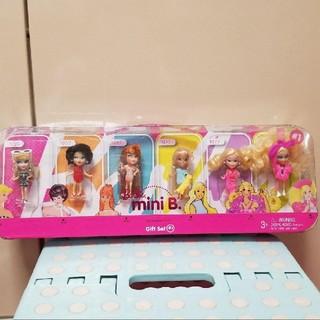 バービー(Barbie)のレア ミニバービー コレクション 5体  Barbie mini ストア限定(キャラクターグッズ)