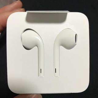 Apple - Apple iphone イヤホン