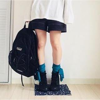 Vivienne Westwood - 【美品】Vivienne  Westwood⭐︎リボンソックス⭐︎青