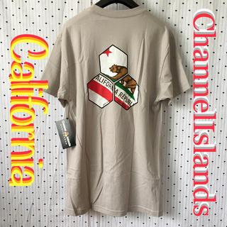 ChannelIslandsチャネルアイランドUS限定CAベアーデザインTシャツ(サーフィン)
