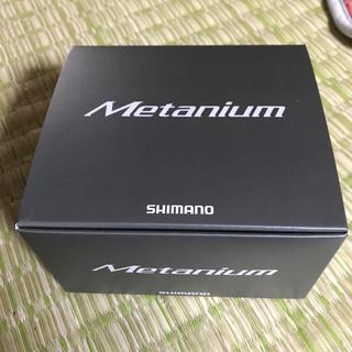 シマノ(SHIMANO)の〔新品・送料無料〕6台 シマノ リール 2020 メタニウム 右(リール)